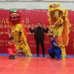 ششمین جشنواره عید بهاره چین، کاخ نیاوران